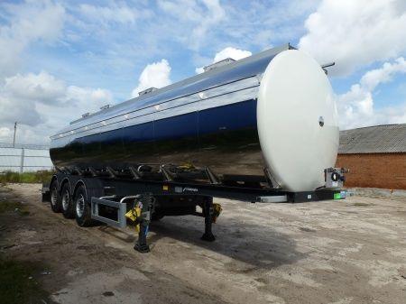 new SANTI-MENCI polupricep-cisterna SANTI-MENCI tank trailer