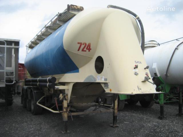 SPITZER Non spécifié tank trailer