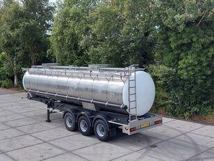 BURG BPO 10-24T ABS RENOVATED APK 4-2022 tanker trailer