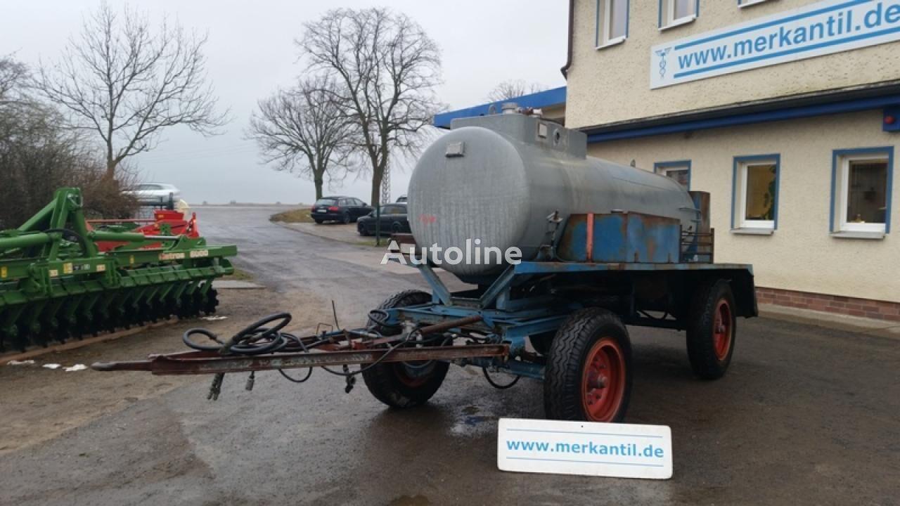 FORTSCHRITT Tankanhänger / Wasserwagen tanker trailer