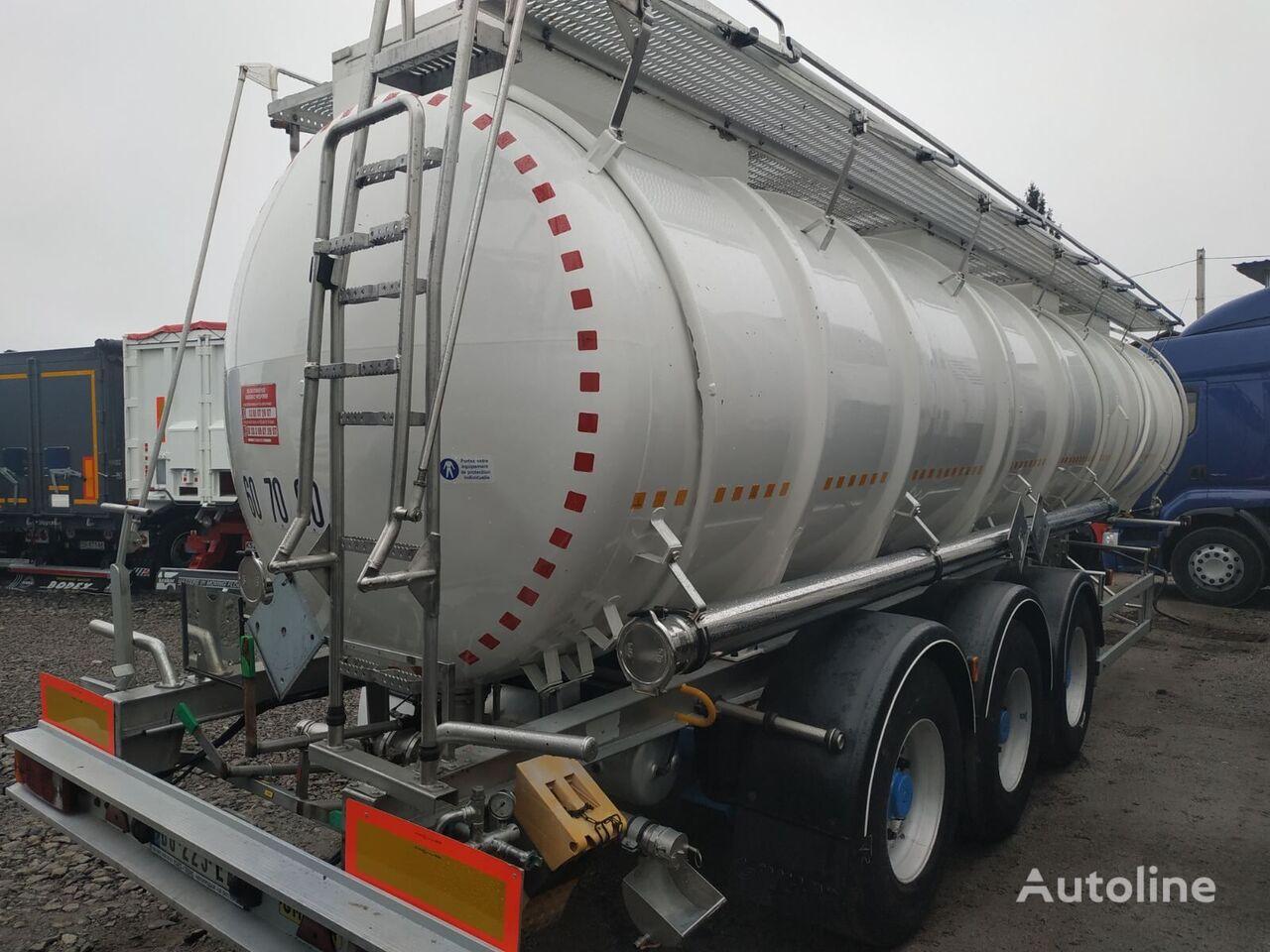 MAGYAR SAF tanker trailer