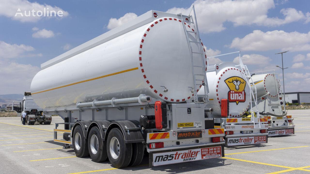 new MAS TRAILER TANKER 2020 tanker trailer