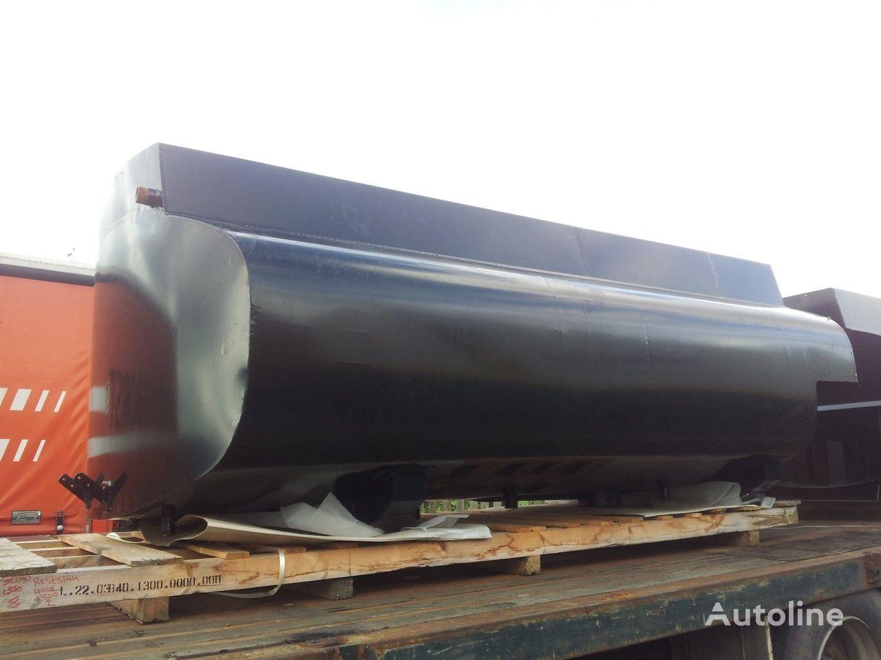new ONBEKEND Tank 5000 liter tanker trailer