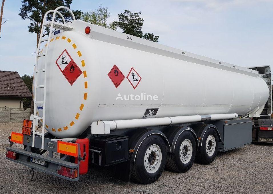 SIMATRA tanker trailer
