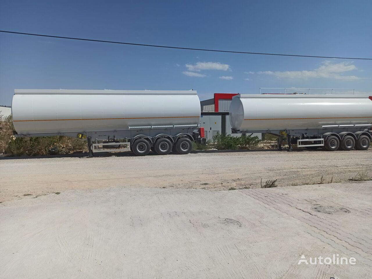 SINGLE COMPARTMENT tanker trailer