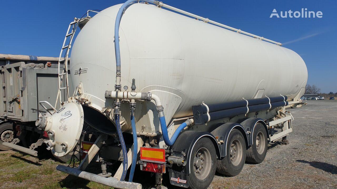 SPITZER F SK 499 tanker trailer