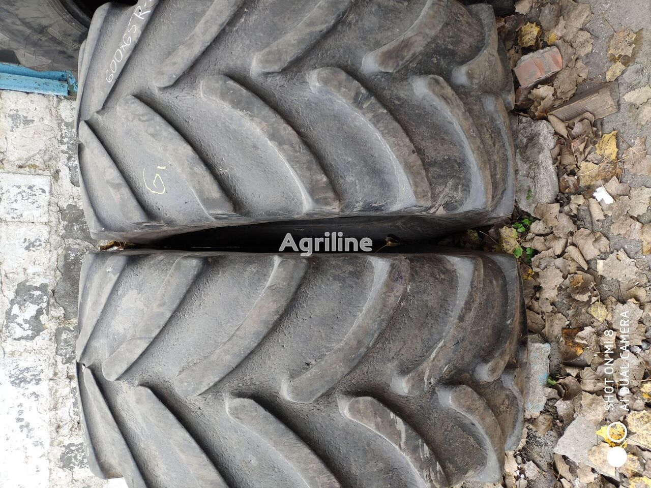 combine tire