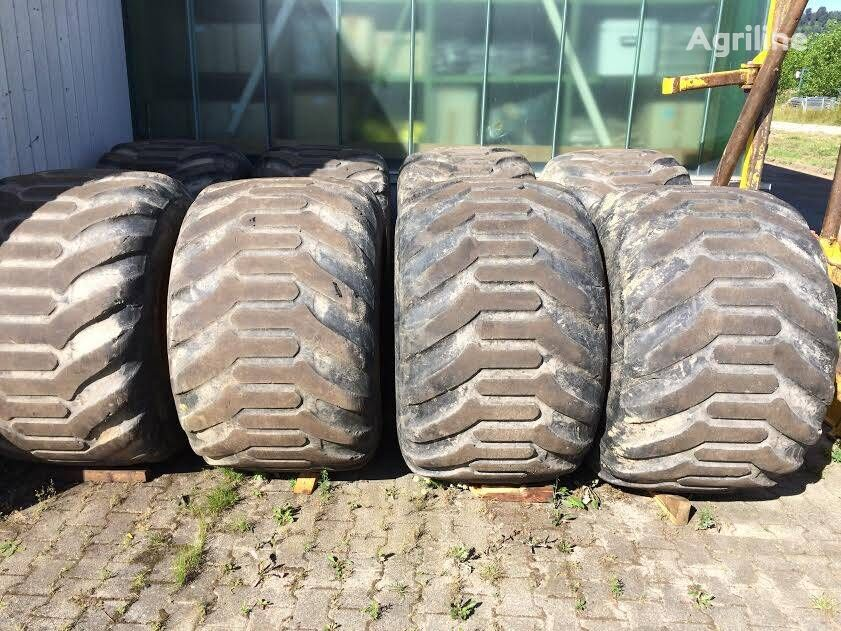 Trelleborg 800/40-26,5 T423 Tires with Wheels forestry tire