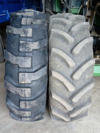 12 LONAS forestry tire