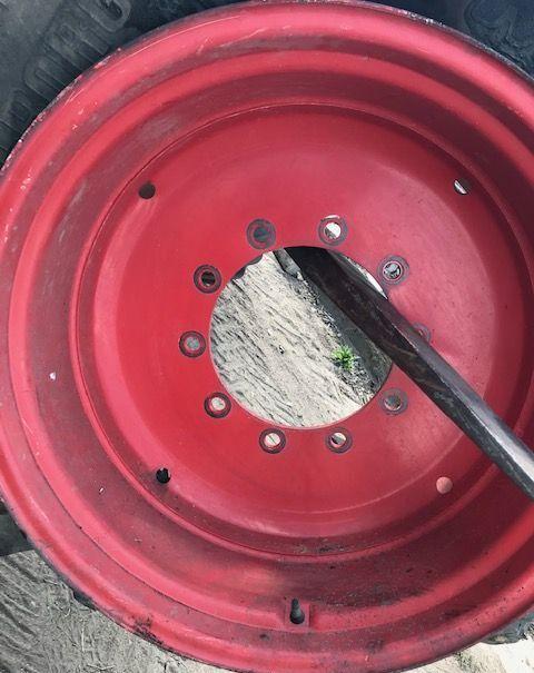 Felga 16x28 forklift wheel disk