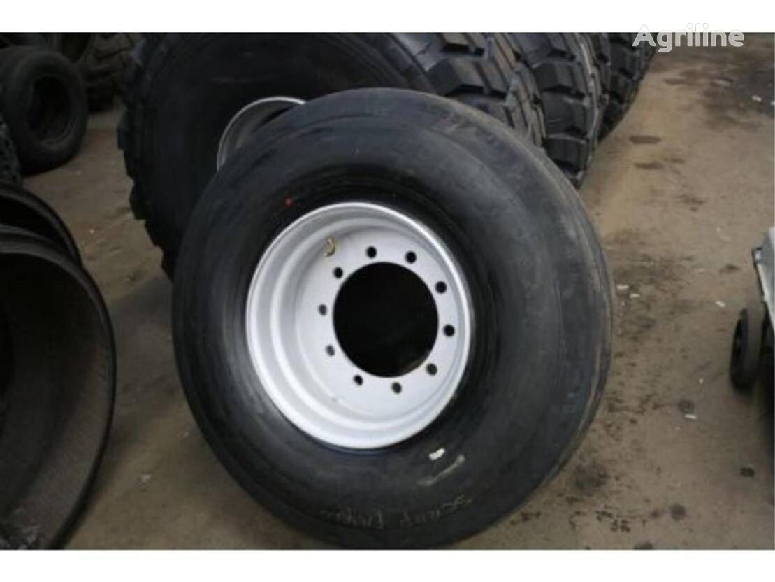 46x17.0R20 or 425/70R20 or 450/70R20 complete on wheel tire for trailer agricultural machinery
