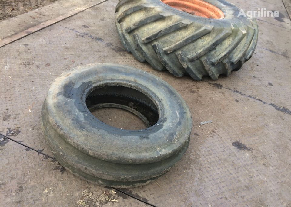 Continental 12.50/80 R 18.00 tire for trailer agricultural machinery