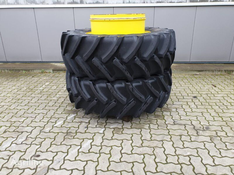 Continental ZWILLINGSRÄDER 480/70R34 tractor tire