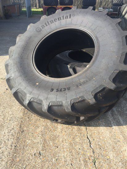 new Continental 650/75 R 32.00 tractor tire