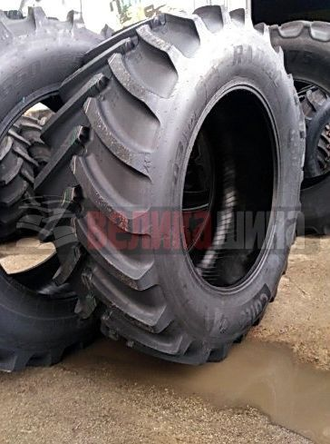 new Mitas 650/65R42 tractor tire