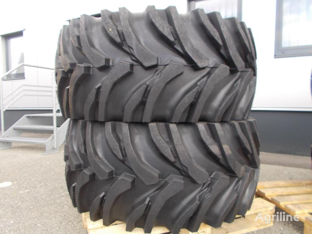 new Nokian R tractor tire