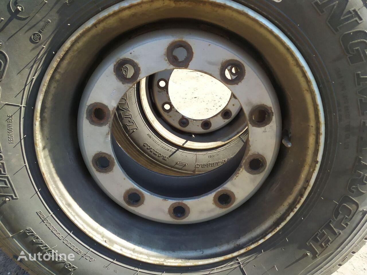 R19.5 truck wheel rim