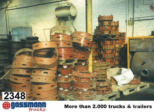 Umrüstsatz 20 auf 24 Zoll Trillex truck wheel rim