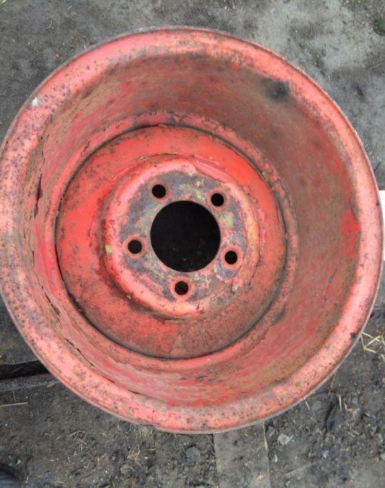 FELGA Claas Dominator 11x18 felga 11x18 truck wheel rim