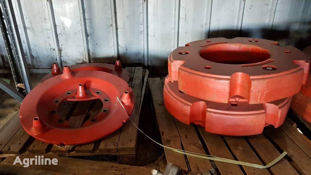 FENDT Radgewichte truck wheel rim