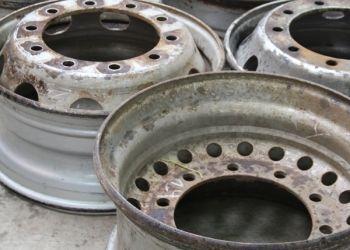 MAN truck wheel rim