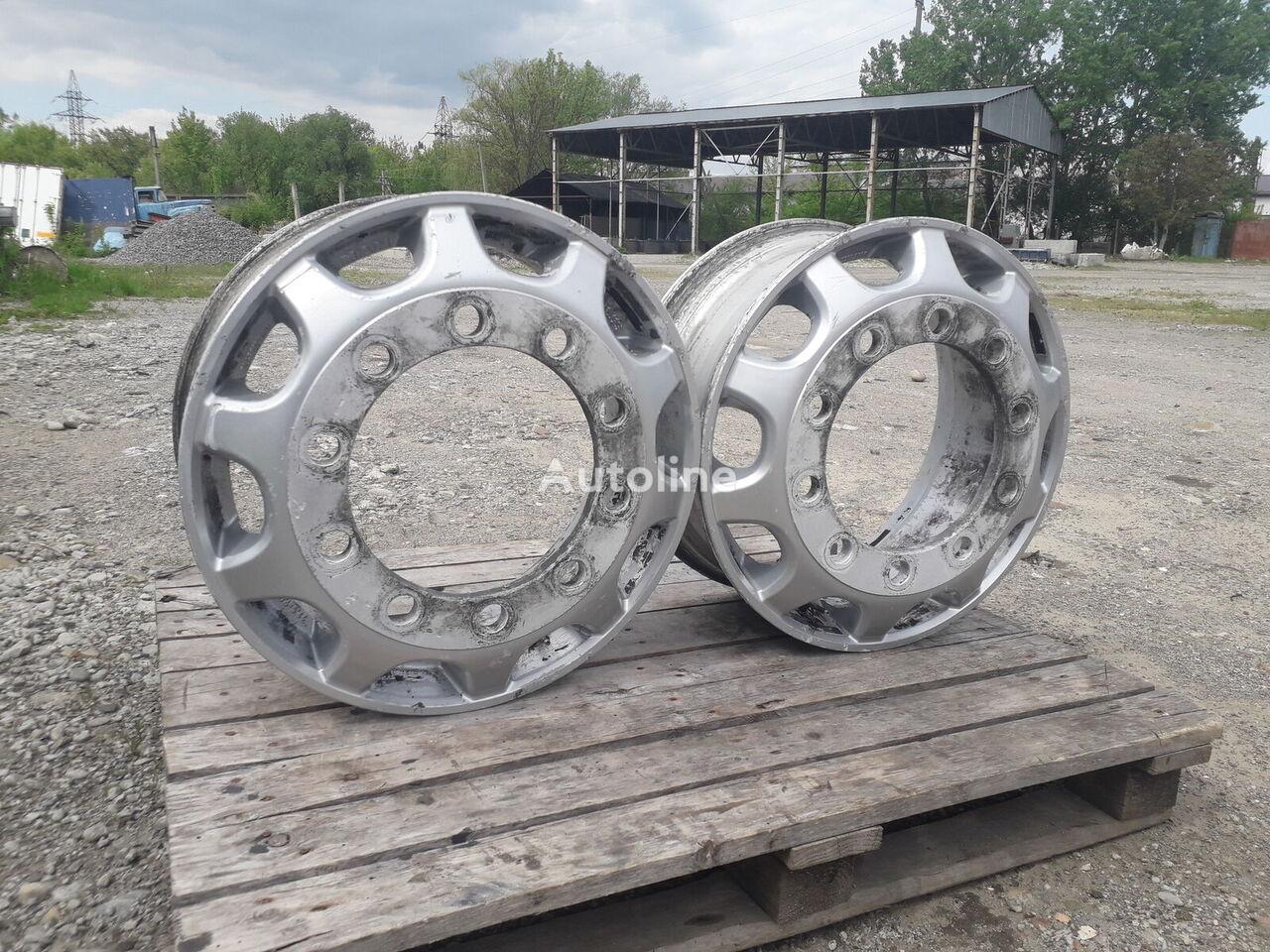 MAN 22.5/ 9.00 truck wheel rim