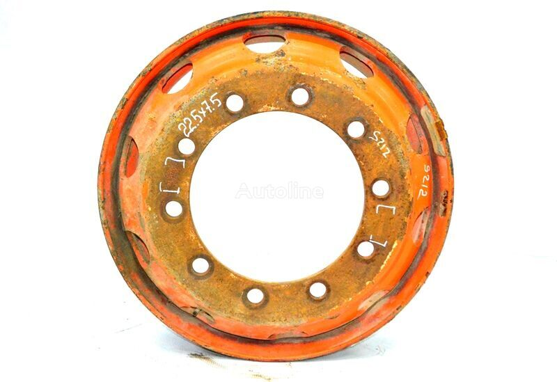 SCANIA 4-series 114 (01.95-12.04) truck wheel rim
