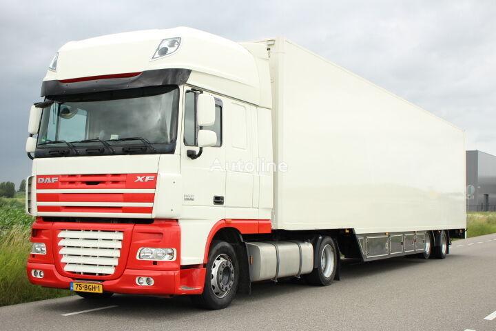 DAF 105.460 EURO 5 BLOEMEN PLANTEN VERKOOP TRAILER tractor unit