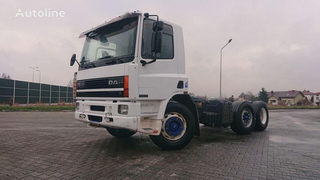 DAF CF 75 250 tractor unit
