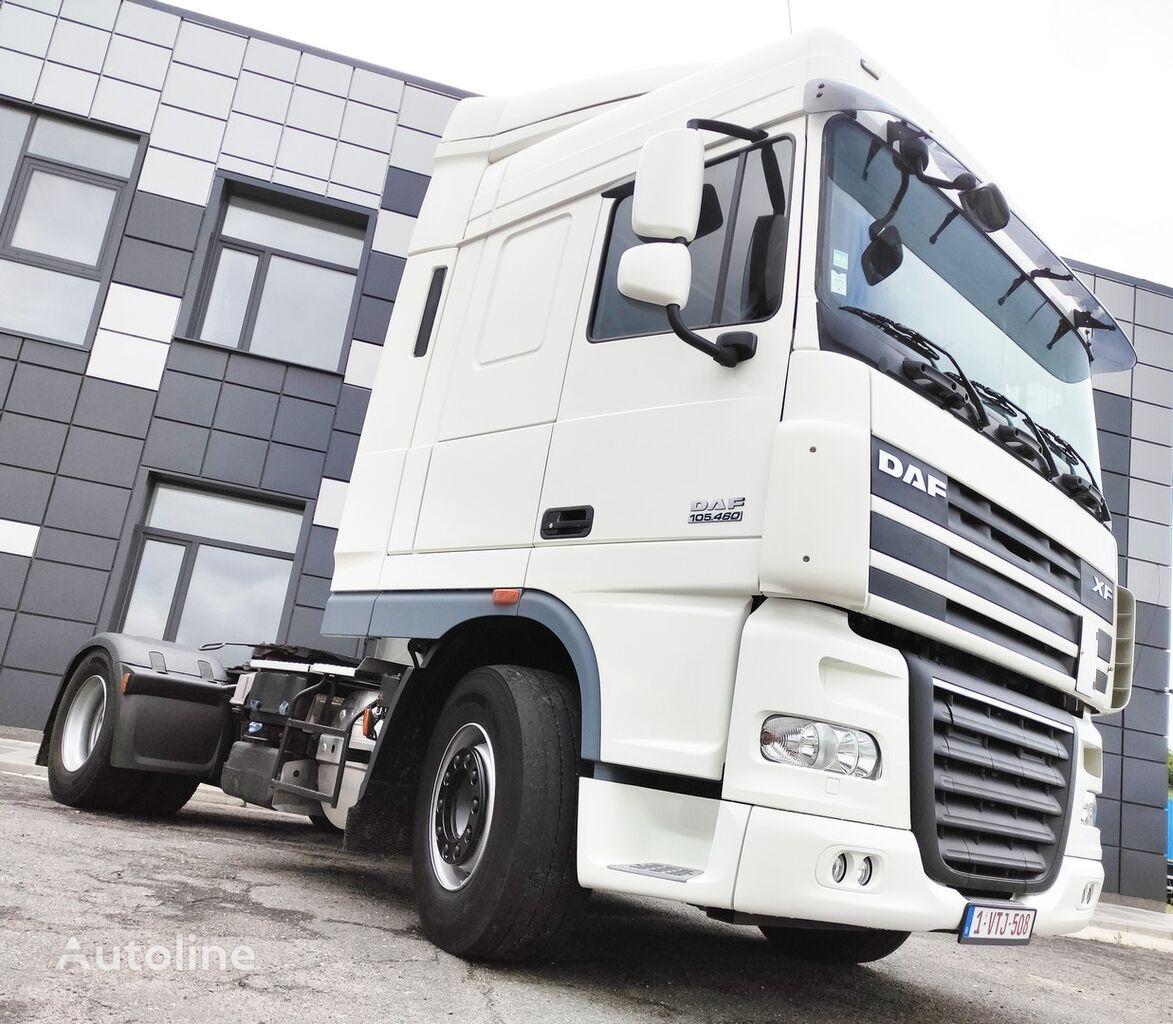 DAF XF 105 460 EURO 5 | ATe tractor unit