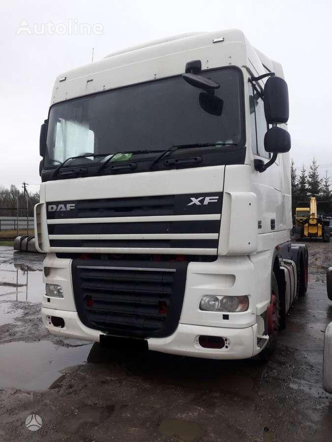 DAF XF 105, semi-trailer trucks tractor unit for parts