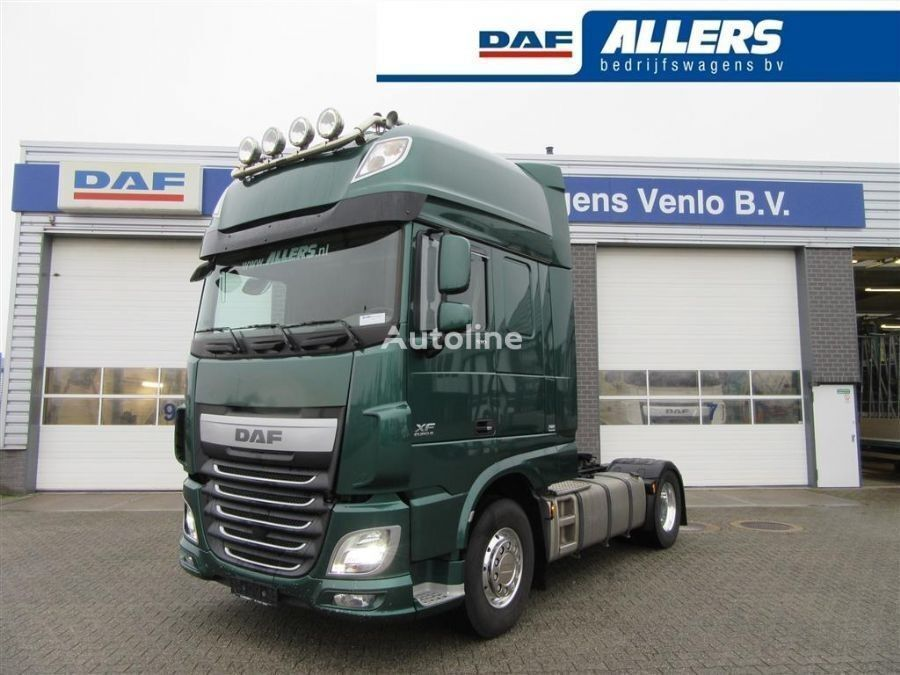 DAF XF 510 XF 510 FT SSC tractor unit