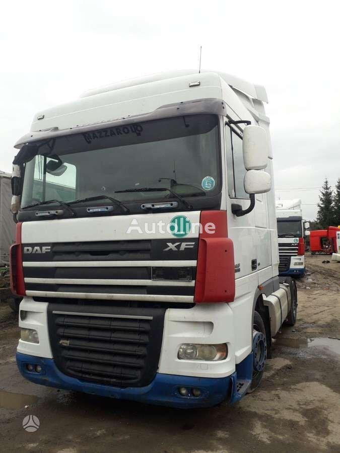 DAF XF105, semi-trailer trucks tractor unit for parts