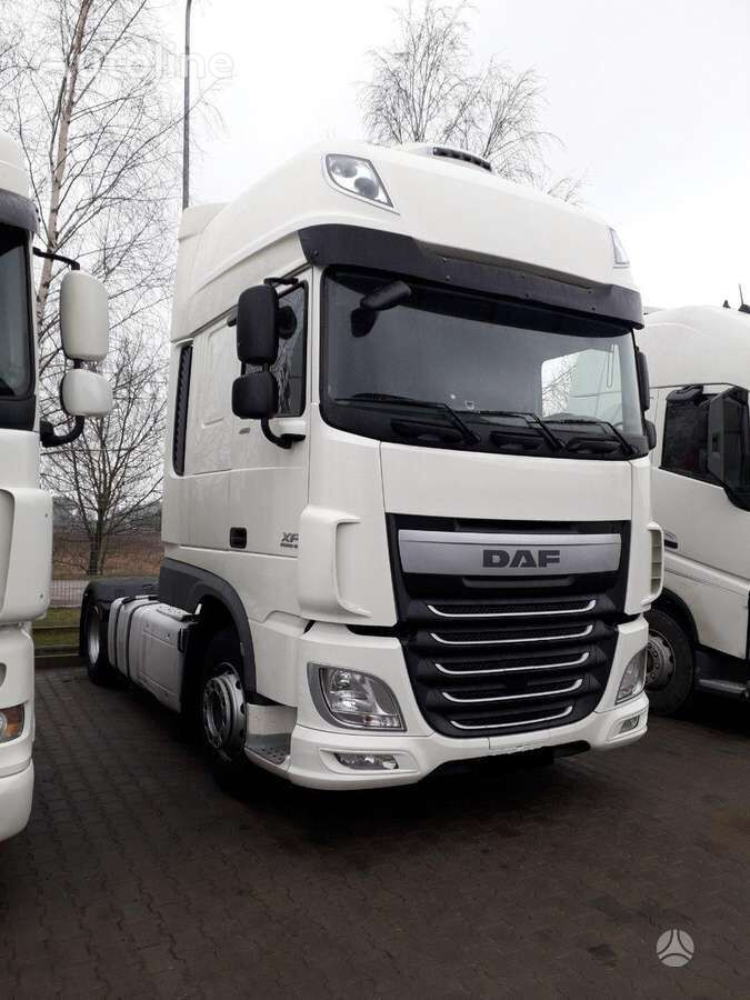 DAF XF460 FT, semi-trailer trucks tractor unit for parts