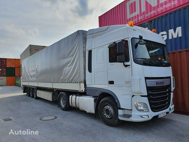 DAF XF460FT tractor unit