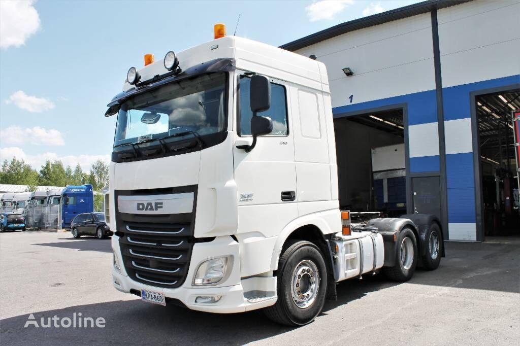 DAF XF510 FTT 6x4 tractor unit