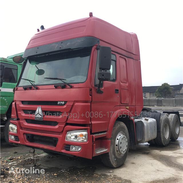 HOWO 336 375 tractor unit