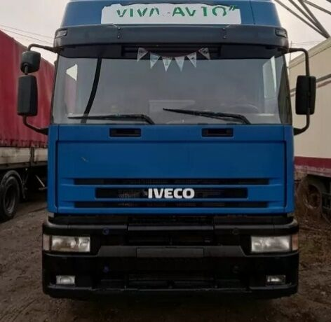 IVECO Eurotech 440 tractor unit
