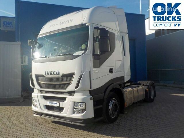 IVECO Stralis AS440S46TP tractor unit
