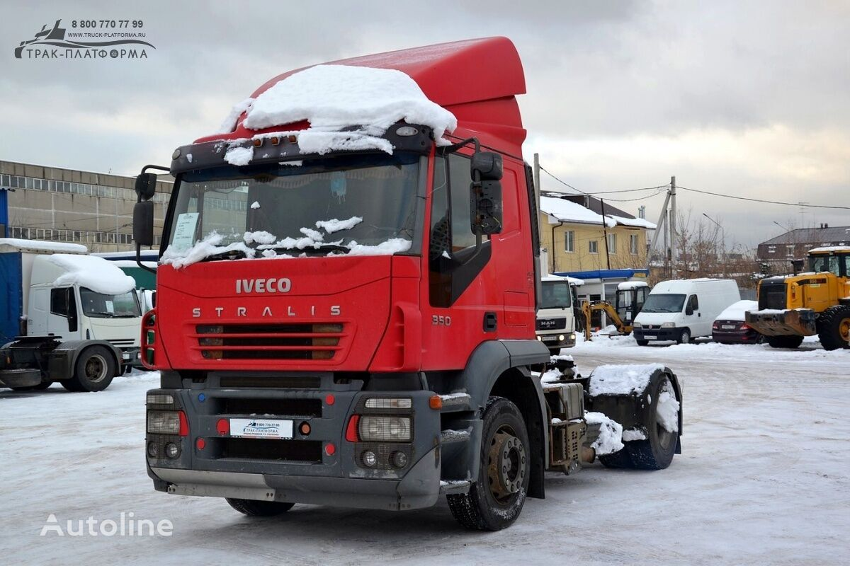 IVECO Stralis AT440S tractor unit
