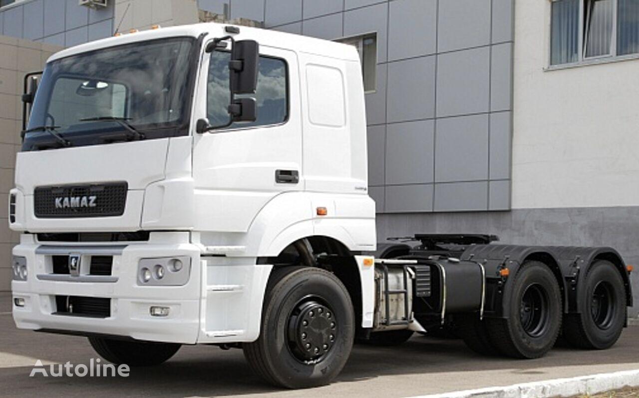 new KAMAZ 65206-002-68 (T5) tractor unit