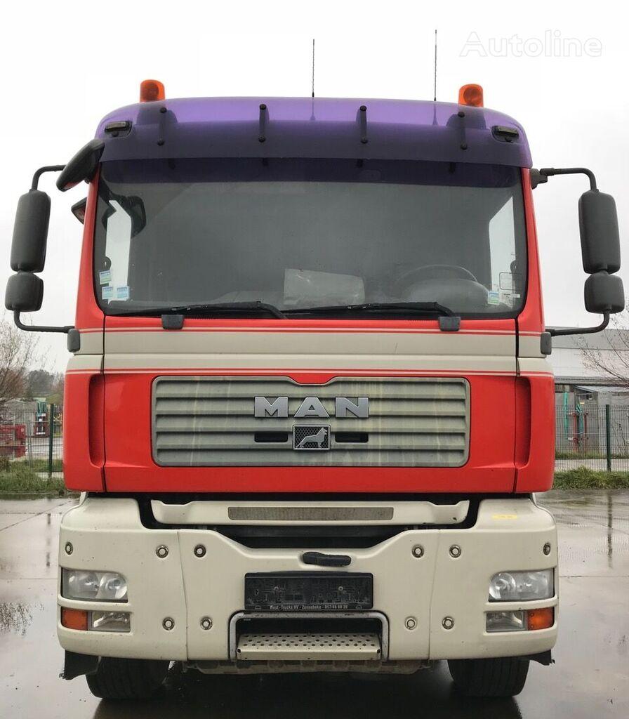 MAN 4x4 Hydrodrive tractor unit