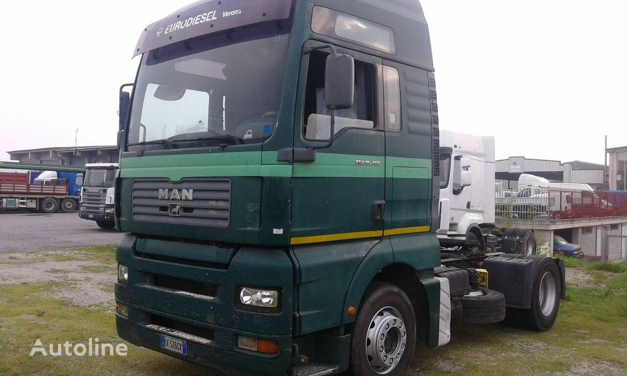 MAN TGA 18.460 XXL tractor unit