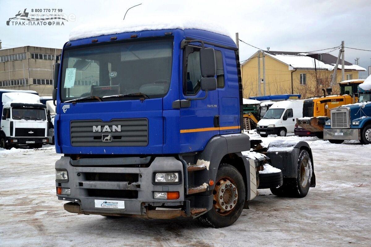 MAN TGA 19.390  tractor unit