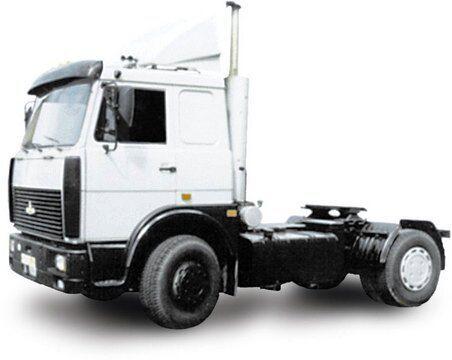 MAZ 543203-220 tractor unit