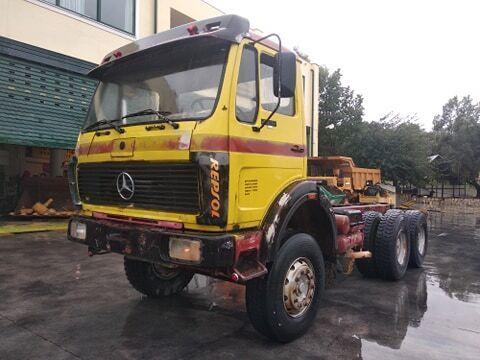 MERCEDES-BENZ 2632 tractor unit