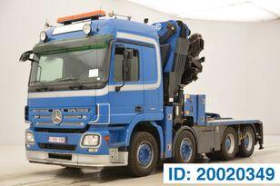 MERCEDES-BENZ Actros 3248 - 8x4* tractor unit