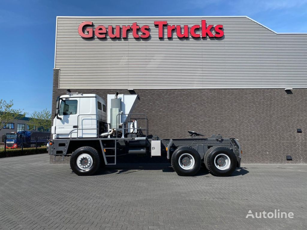 new MERCEDES-BENZ Actros Titan TITAN 5560 Z52-600 F 6X6 HEAVY-DUTY TRUCK tractor unit