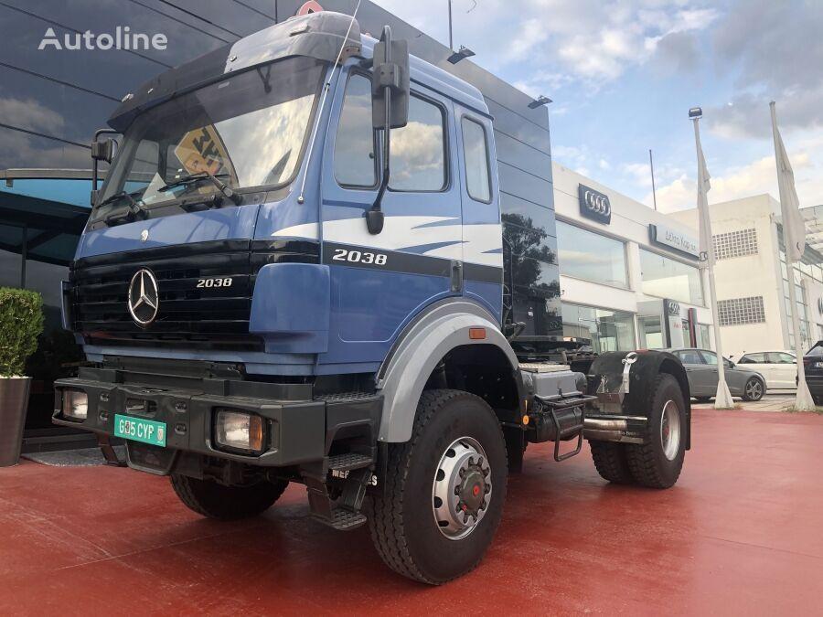 MERCEDES-BENZ SK 2038 tractor unit