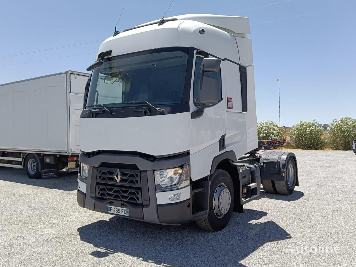RENAULT Gamme T 460 P4X2 E6 tractor unit